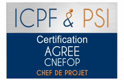 Logo ICPF & PSI Agree CNEFOP Chef de Projet